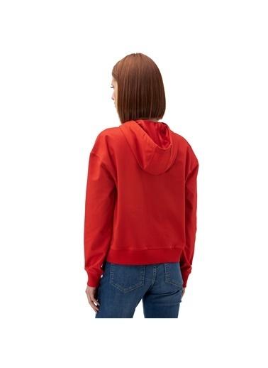 Nautica Sweatshirt Kırmızı